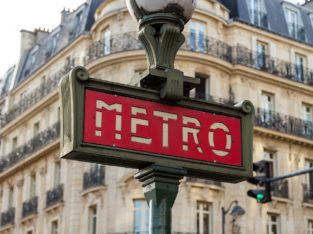 Métro, Paris